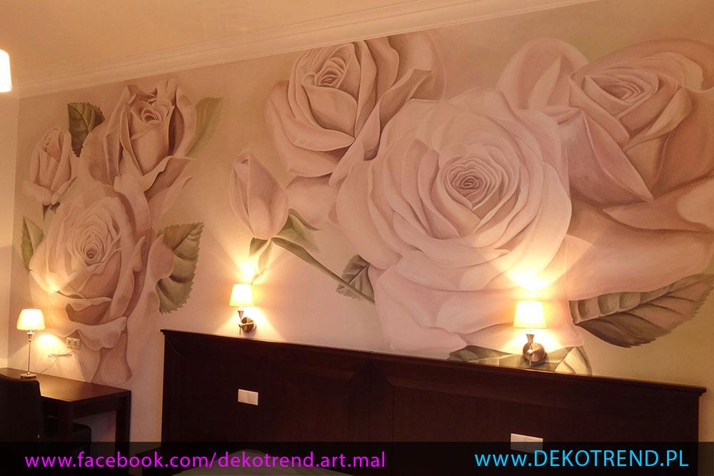 Artystyczne malowanie ścian Białystok 1