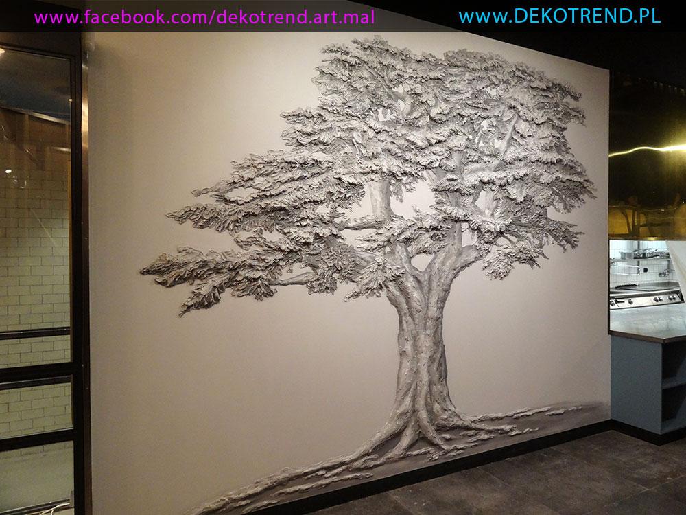 Dekoracja ściany 1