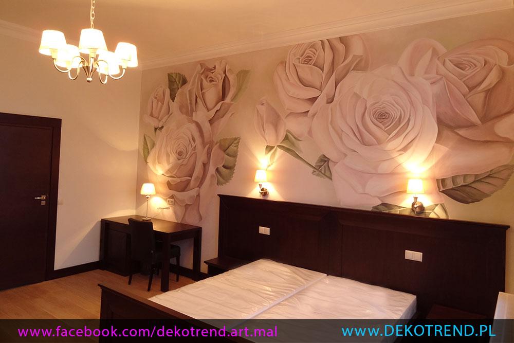 Malowanie artystyczne ścian Białystok 1