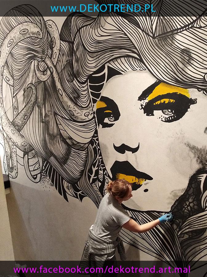Malowanie graffiti
